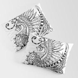 Firebird Pillow Sham