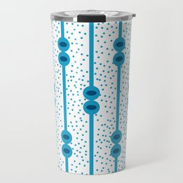 Balls, Stripes and Dots Travel Mug