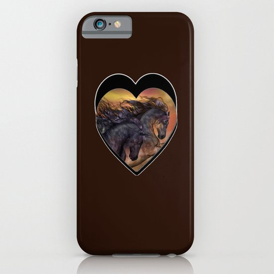 HORSES - On sugar mountain iPhone & iPod Case