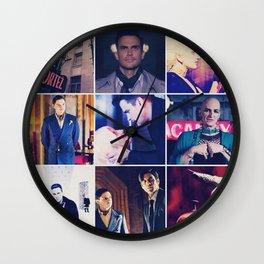 AHS: Hotel Wall Clock