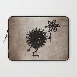 Evil Bug Gives Flower Laptop Sleeve