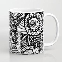 Doodle 5 Coffee Mug