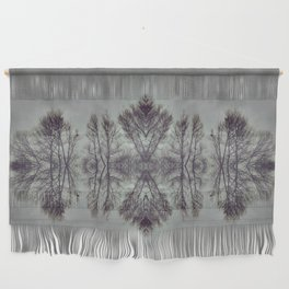 Treeflection I Wall Hanging