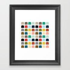 Bears, Bears, Bears Framed Art Print