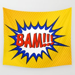 BAM Wall Tapestry