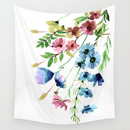Springtime II Wall Tapestry