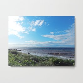 Majestic Saint-Lawrence Metal Print
