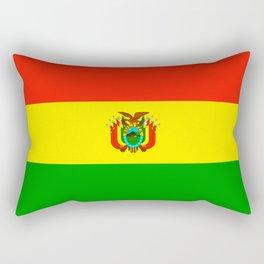 Flag of Bolivia Rectangular Pillow
