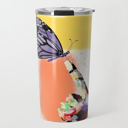 Come here sweet butterfly Travel Mug