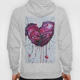 Fused Hearts Hoody