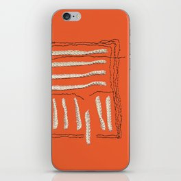 Yarns - Out of the box iPhone Skin