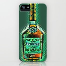 Henny Green Edition iPhone Case