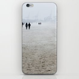 Sea Fog iPhone Skin