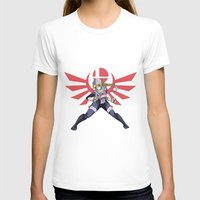 smash bros T-shirts featuring Smash Bros - Sheik by Emm Gee Art