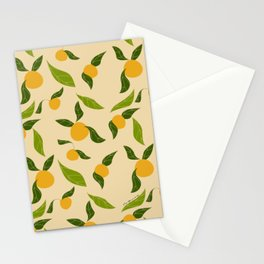Mangoes in autumn 2 Stationery Cards