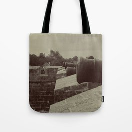 Defend The Fort! Tote Bag