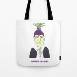Rutabaga Ginsburg1 Tote Bag