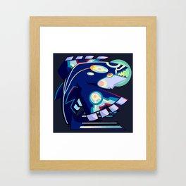 Primal Kyogre Framed Art Print