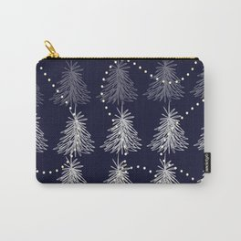 Fading Trees blu Carry-All Pouch