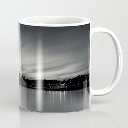 Sunset over Porto. Foz do Douro, Porto, Portugal. Coffee Mug