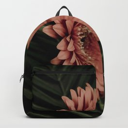 Tropical gerbera Backpack