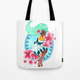 Cow Bell Tote Bag