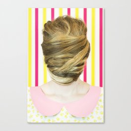 Mane Attraction #1 Canvas Print