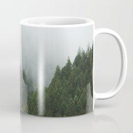 Tree Fog Coffee Mug
