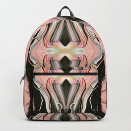 Floating Alone In An Empty Heart (Pattern 1) Backpack
