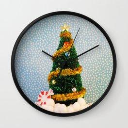 Oh Christmas tree! Wall Clock