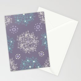 Lilac Clusters Stationery Cards