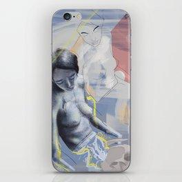 Rising love iPhone Skin