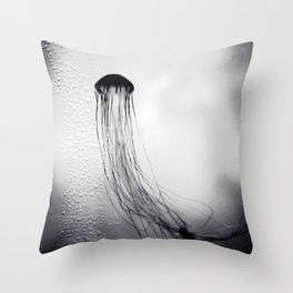 Jellyfish Throw Pillow
