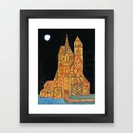 Crystal City 09-18-10a Framed Art Print