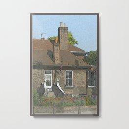 A Place in Surrey DPPA140806a Metal Print