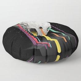 RainbowMoon Floor Pillow