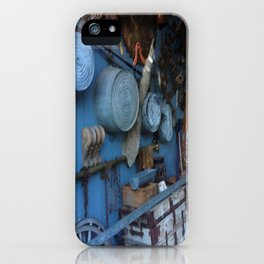 Blue Americana Collection iPhone Case