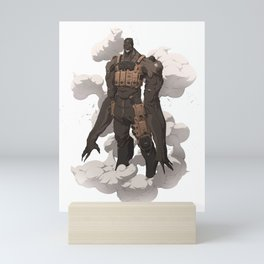 Long arm Mini Art Print