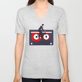 Welcome to Your Tape Unisex V-Neck