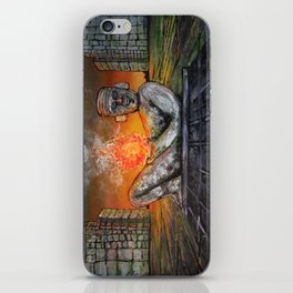 Chacmool iPhone Skin