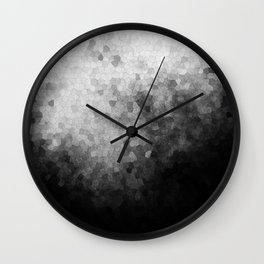 Abstract XII Wall Clock