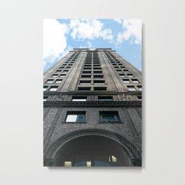 Facades of NY - 07 Metal Print