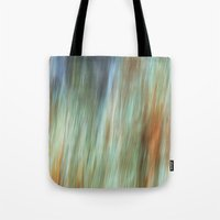 the flash Tote Bags featuring Flash by Angela Fanton