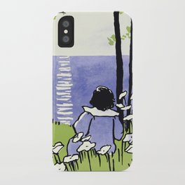 The Old Days iPhone Case