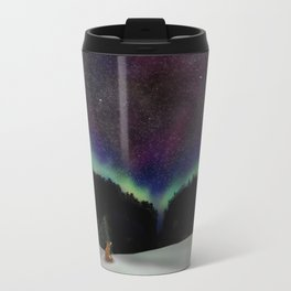Captured by the night Metal Travel Mug