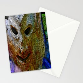Mudman II Stationery Cards