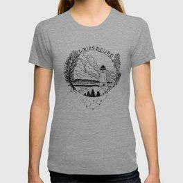 Louisbourg Lighthouse T-shirt