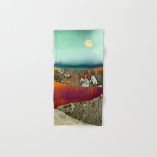 Desert Moon Hand & Bath Towel