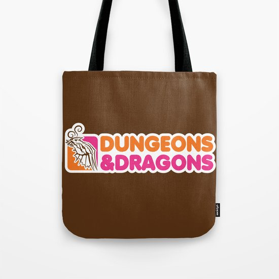D&D All Nighter Tote Bag