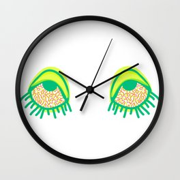 Swamp and Tired Wall Clock
